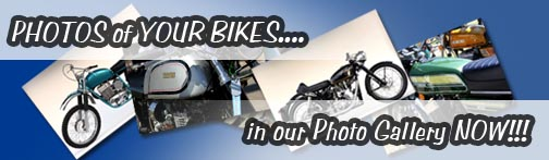 photos of your bikes are online now in our photo gallery