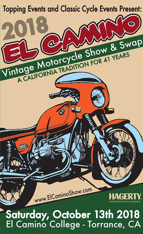 show Vintage motorcycle