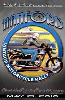 2010 hanford event poster