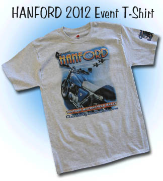 Hanford 2012 Event T-shirt